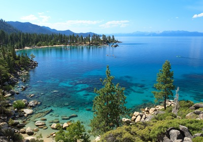 Time for Tahoe Thrills