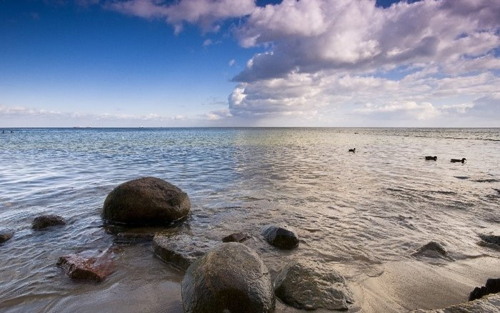The Mystery of the Baltic Sea