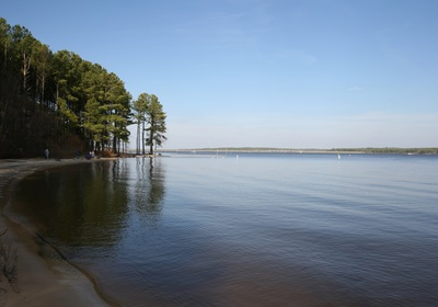 Jordan Lake, North Carolina: A Stargazer's Escape
