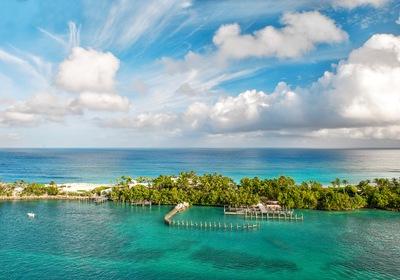 Bahamas Thrills: The World's Largest Underwater Sculpture